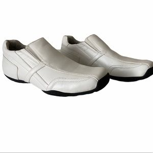 FIRST Mens White Shoes, size 44